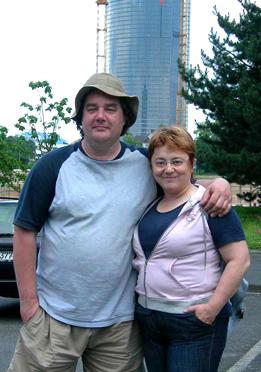 Doris & Nick 2007