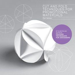 Cut & Fold Techniques for Promotional Materials: Paul Jackson