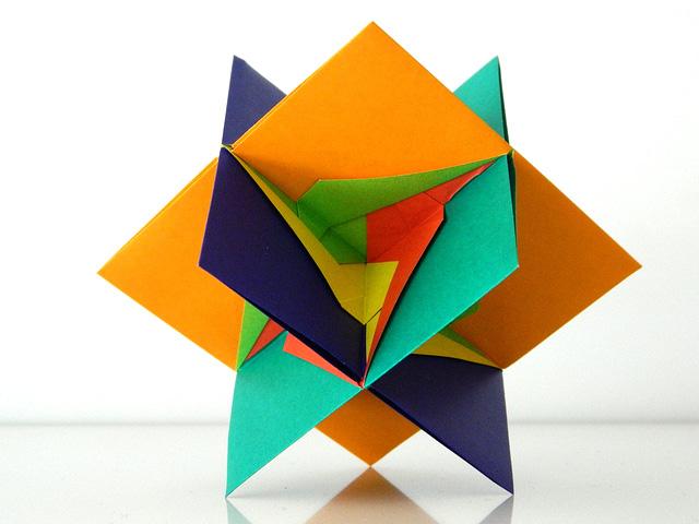 Xyzmbe Origami